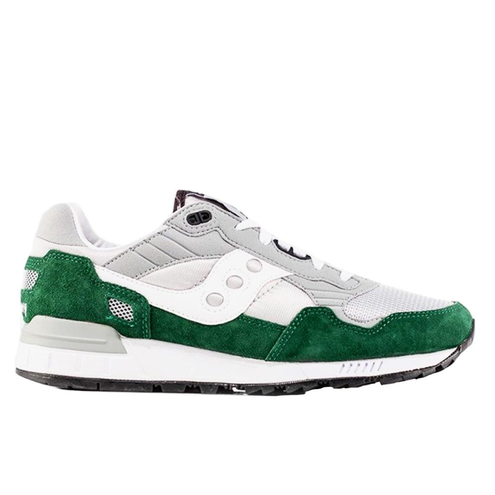 e004bb1c Saucony Shadow 5000 - Grey/Green