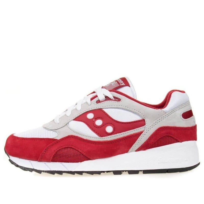 best website 8bf7f 61e44 Saucony Shadow 6000 'Running Man Pack' - White/Red