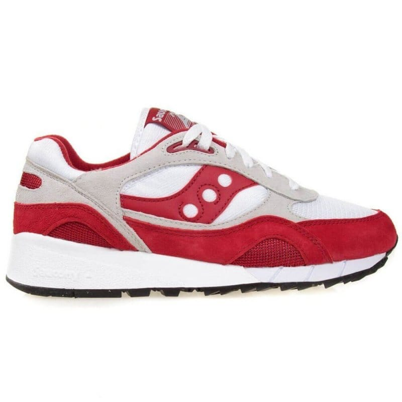 best website 6fd10 7ce7c Saucony Shadow 6000 'Running Man Pack' - White/Red