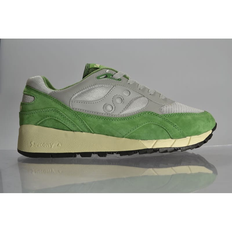 new style 67507 da3b0 Saucony Shadow 6000 Grey/Green