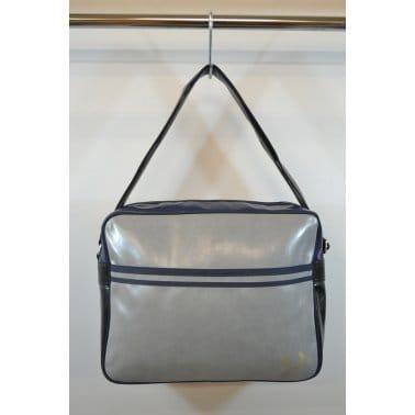 Shoulder Bag 2 Grey/Black
