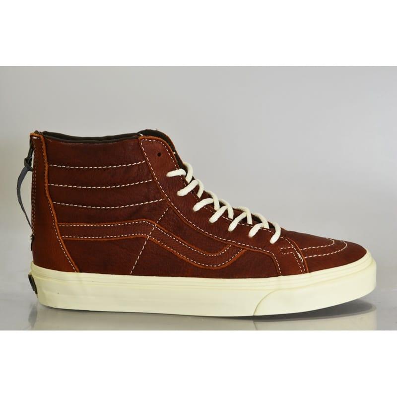 838f957cea313e Vans Sk8-Hi Zip Reissue California Henna
