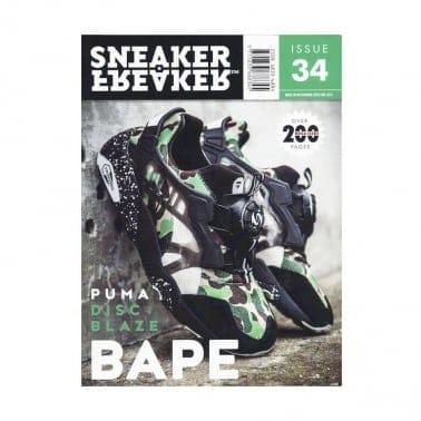 Sneaker Freaker Issue #34