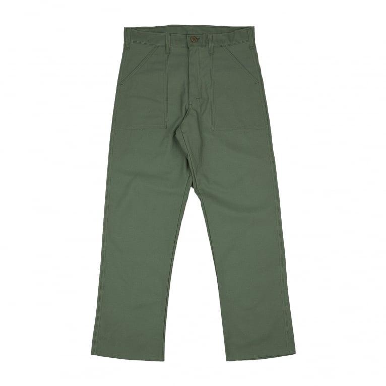 Stan Ray 4 Pocket Fatigue Pant - Olive