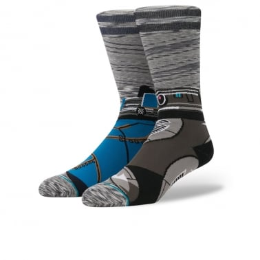x Star Wars Astromech Socks