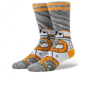 x Star Wars BB-8 Socks