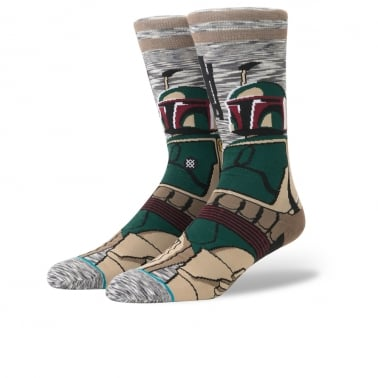 x Star Wars Bounty Hunter Socks