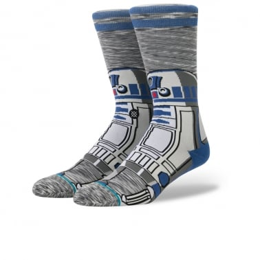x Star Wars R2 Unit Socks