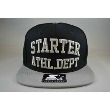 Starter 2 Tone Athl Snap Black/Grey