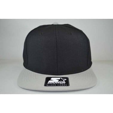 Starter Blank Snap Black/grey