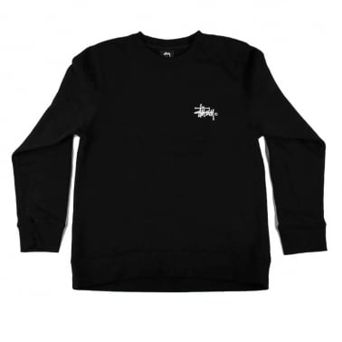 Basic Logo Crewneck Sweatshirt