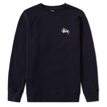 Basic Logo Crewneck Sweatshirt