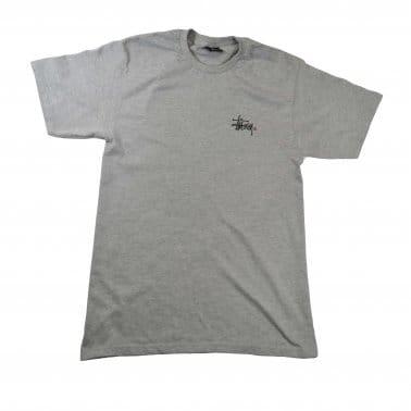 Basic Logo Tee - Grey