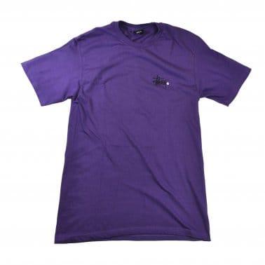 Basic Logo Tee - Purple