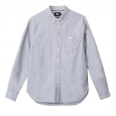 Classic Oxford Shirt - Black