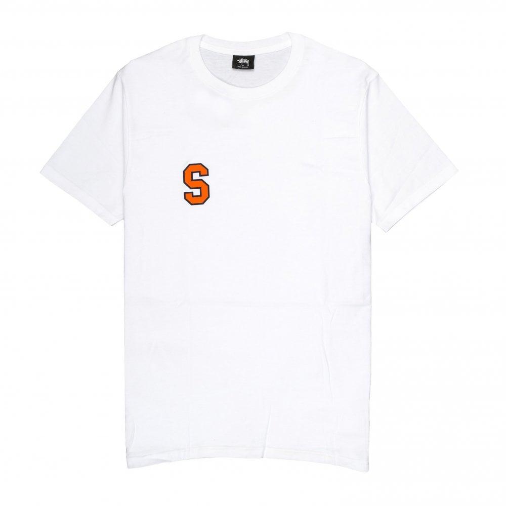 005ccefec033 Stussy College Arc T-Shirt | Clothing | Natterjacks