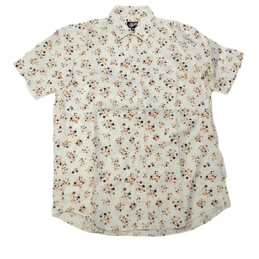 Dots Shirt - Ecru