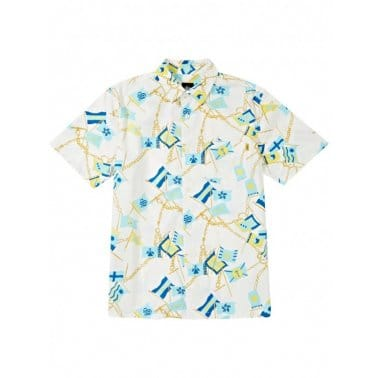 Flags Shirt - White