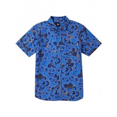 Gold Flake Shirt - Blue