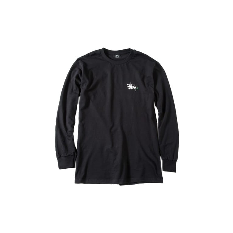 Stussy Long Sleeve Basic Logo T-shirt