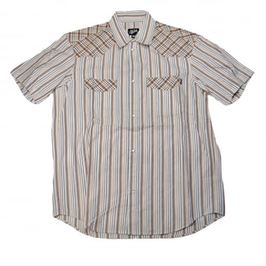 Mac Short Sleeve Shirt - White