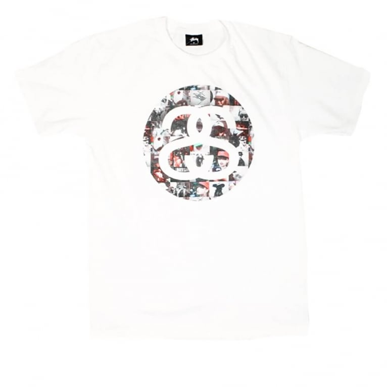 Stussy Photo Link T-shirt - White