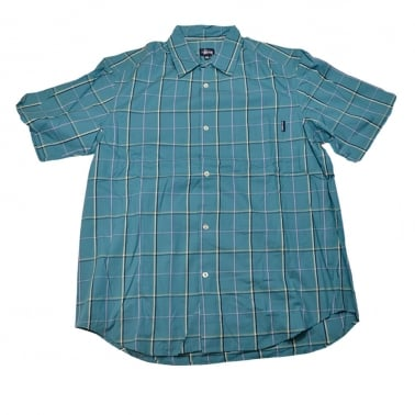 Richie Plaid Shirt - Blue