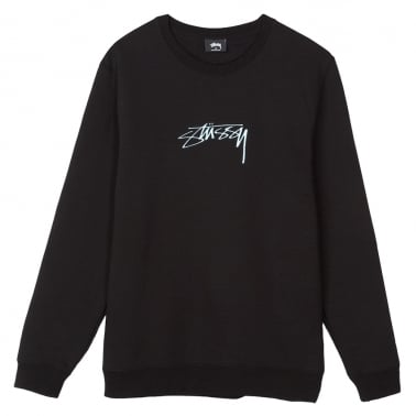 Smooth Stock Applique Crewneck Sweatshirt