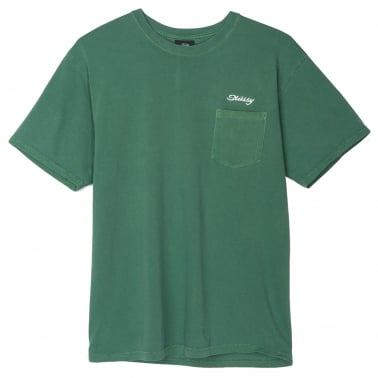 Sonic Pigment Dyed Pocket T-Shirt