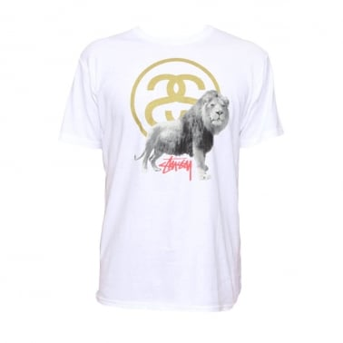 SS Lion T-shirt - White
