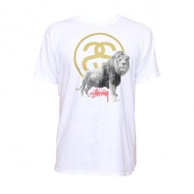 SS Lion T-shirt - White