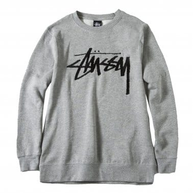 Stock Emblem Sweatshirt