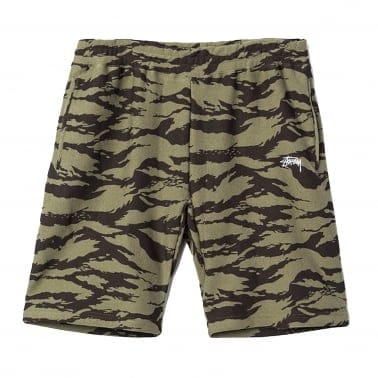 Stock Fleece Shorts