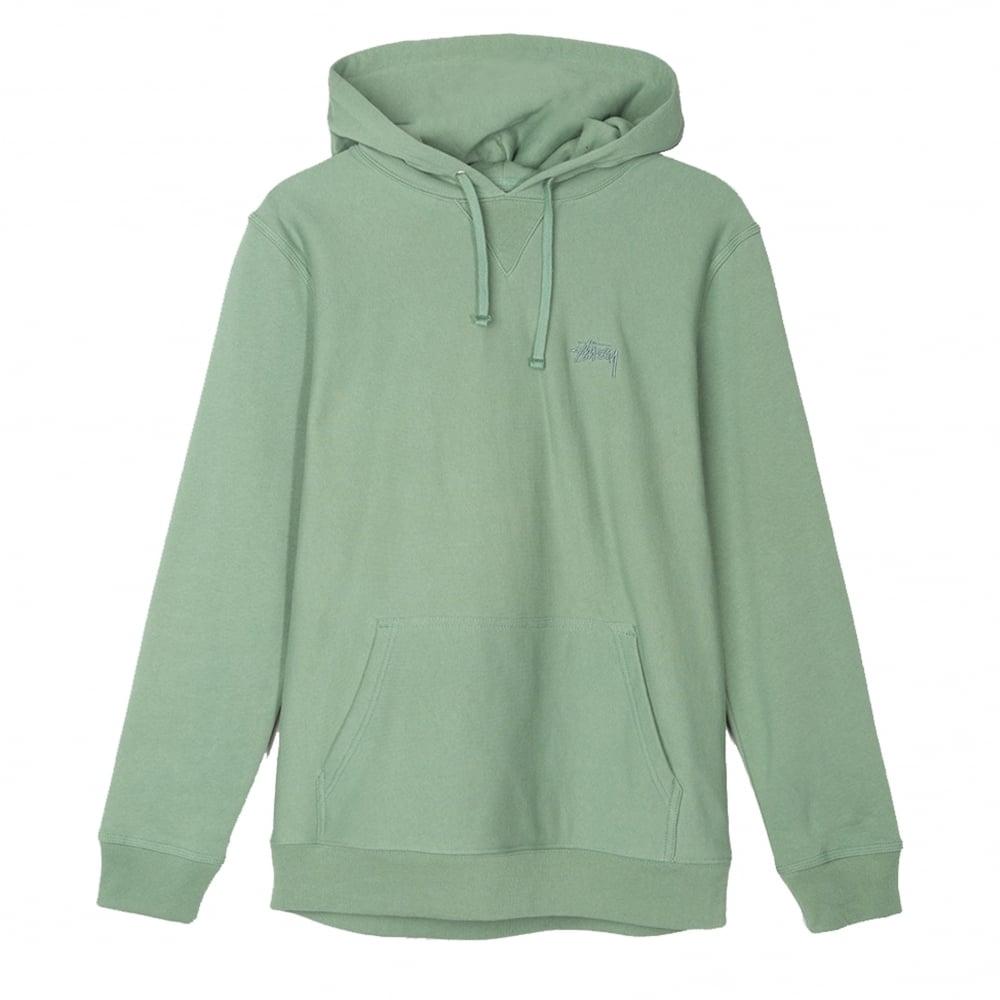 ee9ef10ce1 Stock Logo Hoodie - Green