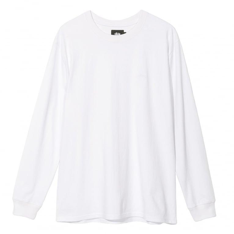 6df0b4fd Stussy Stock Long Sleeve Jersey | Clothing | Natterjacks
