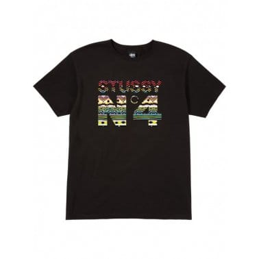 Tribal No.4 Tee Black