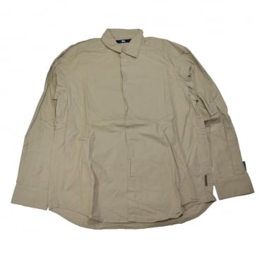 Up Frank Shirt - Beige