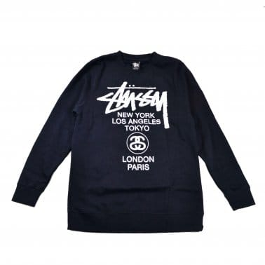 World Tour Crew Sweatshirt