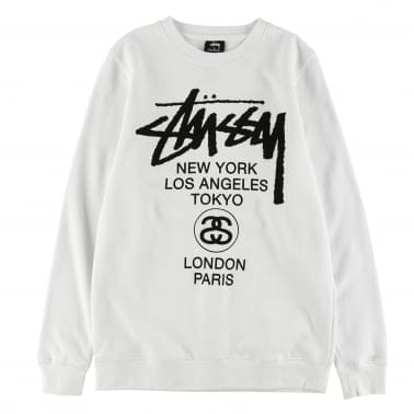 World Tour Crewneck Sweatshirt