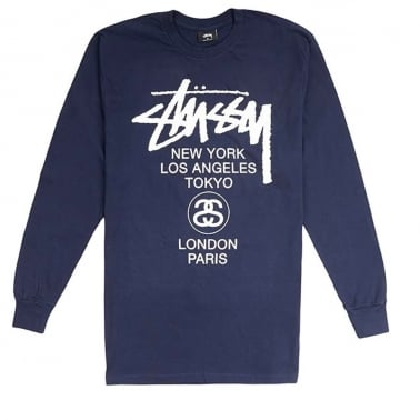World Tour Long Sleeve T-Shirt