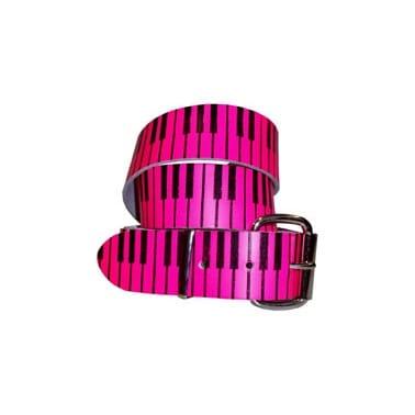 Stylex Piano Belt Pink