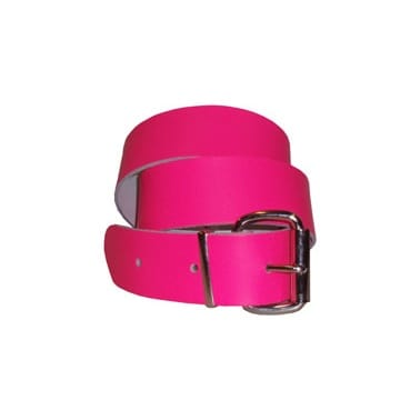 Stylex Plain Buck.belt Pink