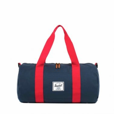 Sutton Holdall Navy/red