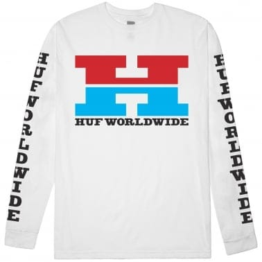Team HUF Long Sleeve T-shirt