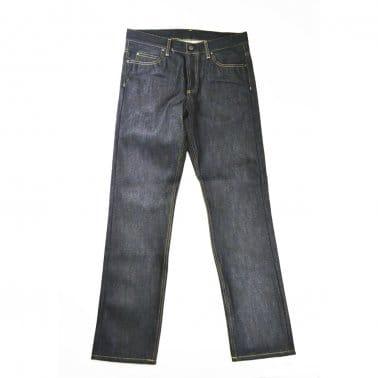 Texas Merced II Blue Rigid Jeans