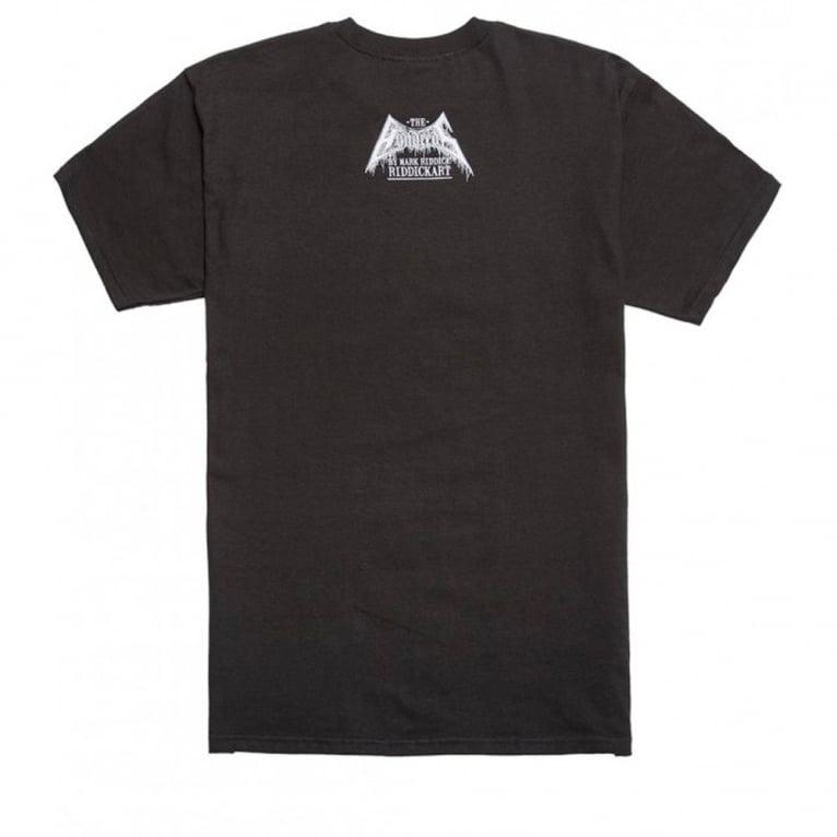 The Hundreds by Mark Riddick 'Cernunnos' T-shirt - Black
