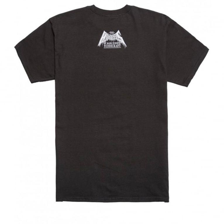 The Hundreds by Mark Riddick 'Cernunnos' T-shirt - Black