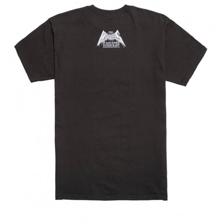 The Hundreds by Mark Riddick 'The Council' T-shirt - Black