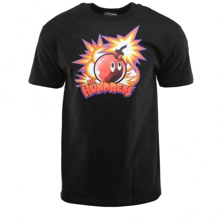 The Hundreds Candy Boom T-shirt - Black