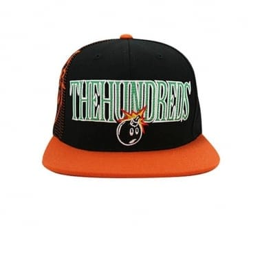 Draft Snapback - Black